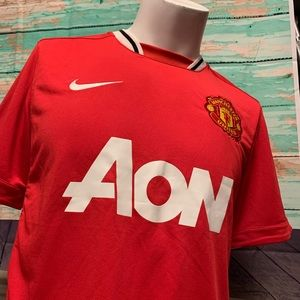 Nike Manchester Untd Jersey